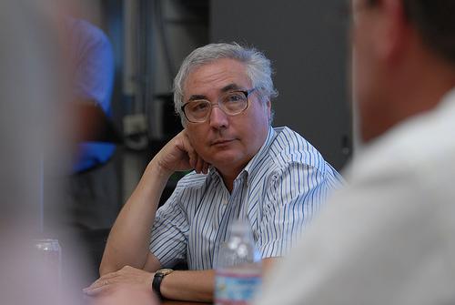Manuel Castells (Flickr user uscpublicdiplomacy)
